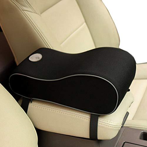 Totento Auto Armlehne Kissen Universal Memory Foam Weich Auto Mittelkonsolen Armlehne Kissen Mittelarmlehne Pad für die Meisten Fahrzeug, SUV, Auto