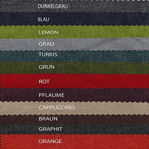 Pillows24 Palettenkissen   Palettenauflage Polster für Europaletten   Hochwertige Palettenpolster   Palettensofa Indoor & Outdoor   Erhältlich Made in EU (Armlehne 65x40, Dunkelgrau)